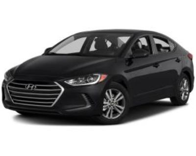 2018 Hyundai Elantra SE 2.0L Sedan Manual
