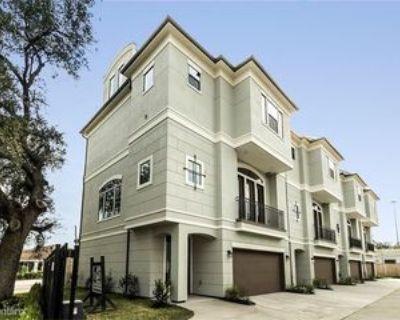 4743 Ingersoll St #C, Houston, TX 77027 3 Bedroom Apartment