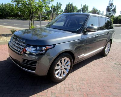 Used 2017 Land Rover Range Rover HSE PKG**DRIVER ASSIST**F/R HEATED-VENT PWR SEATS*