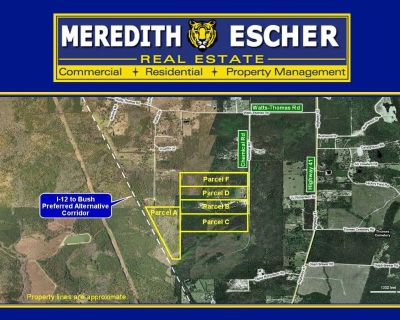 Industrial Vacant Land for Sale