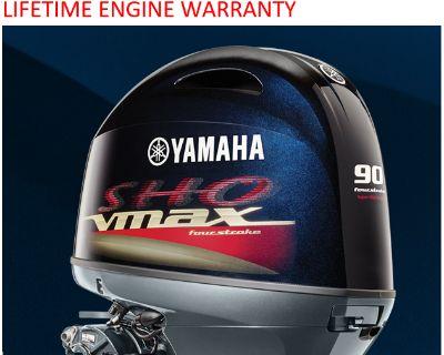 """New Yamaha F90XA SHO 25"""""""