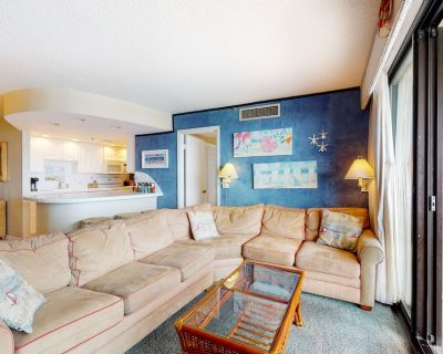 Sea Colony oceanfront 2nd floor condo with tennis court and gym! - Bethany Beach
