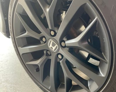 Wisconsin - OEM 2020 Civic SI wheels w/ stock tires