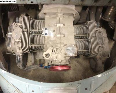 Aircooled VW Type 1 Turbo kit, needs finishing