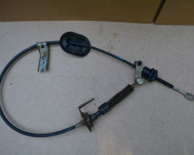 03-07 Honda Accord 2.4l Auto Automatic At Transmission Gear Shifter Shift Cable