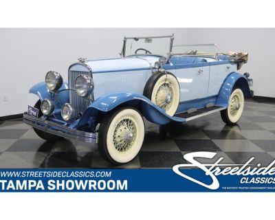 1929 Chrysler Antique