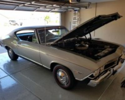 1968 SS 396 Chevelle