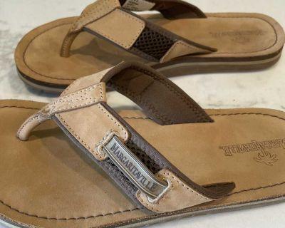 Margaritaville flip-flops