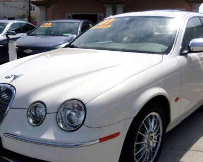 2007 Jaguar S-TYPE V6