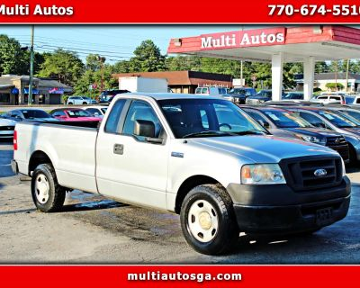 Used 2008 Ford F-150 XLT Long Box 2WD