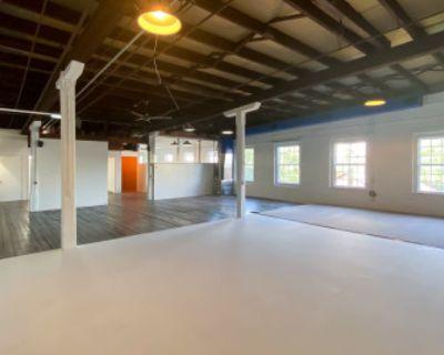 Midtown Studio Loft with Exposed Brick and Nature Light, Atlanta, GA