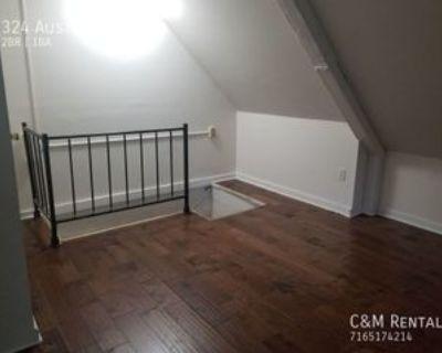 324 Austin St #REAR, Buffalo, NY 14207 2 Bedroom Apartment