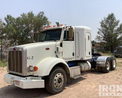 2008 Peterbilt 365 6x4 T/A Sleeper Truck Tractor