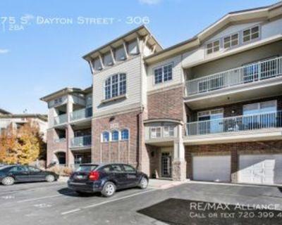 3875 S Dayton St #306, Aurora, CO 80014 2 Bedroom Condo