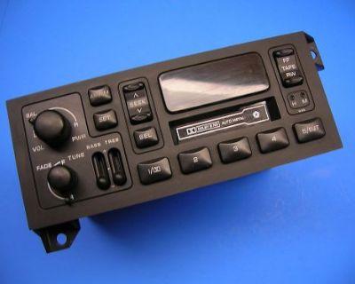 1989-1993 Dodge Ram 5.9 Cummins Turbo Diesel Am-fm Cassette Radio