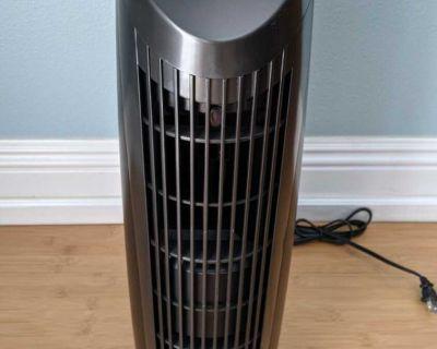 Alen T500 Tower Purifier with True HEPA H13 Medical Grade Filter