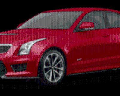 2017 Cadillac ATS-V Standard