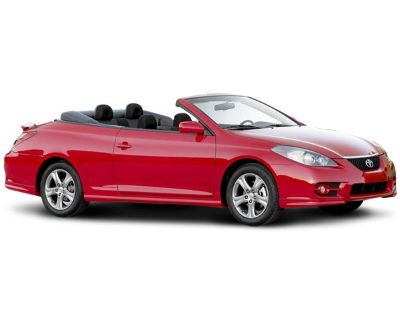 Pre-Owned 2008 Toyota Camry Solara SLE FWD Convertible