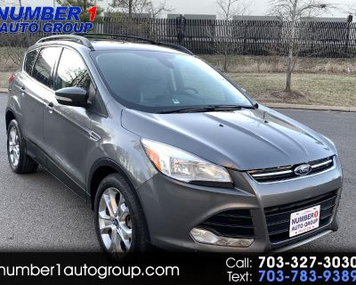 Used 2013 Ford Escape SEL FWD