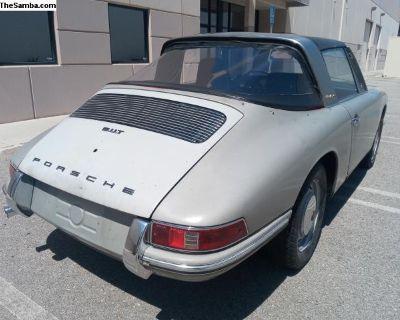 1968 Porsche 911 L targa