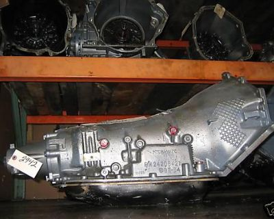 Gm/chevy 4l80e Remanufactured Transmission 1997-2002 #2942b Free Shipping