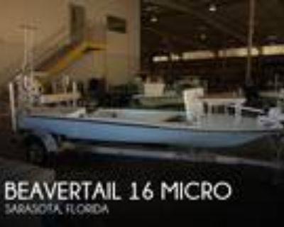 16 foot Beavertail Skiffs 16 Micro