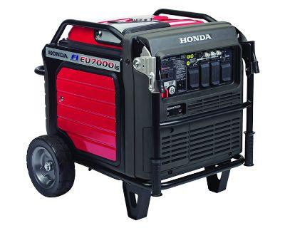 Honda Power Equipment EU7000iS with CO-MINDER Generators Austin, MN