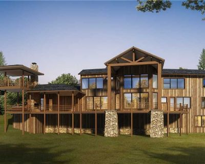 Manna Mountain Lodge, 6 BR, Private Heated Pool, Sleeps 24 - Pigeon Forge