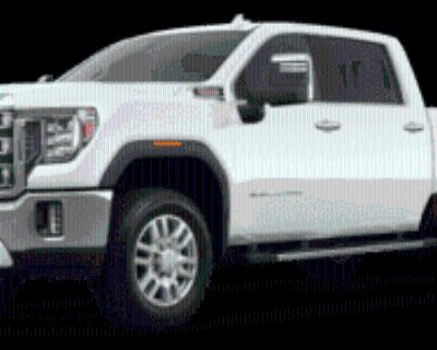 2020 GMC Sierra 2500HD AT4 Crew Cab Standard Bed 4WD