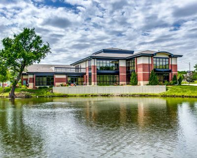 Class A Office Space with Lake Views