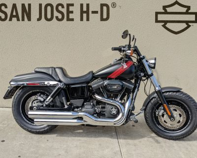2016 Harley-Davidson Fat Bob Cruiser San Jose, CA