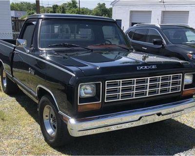 1984 Dodge Pickup