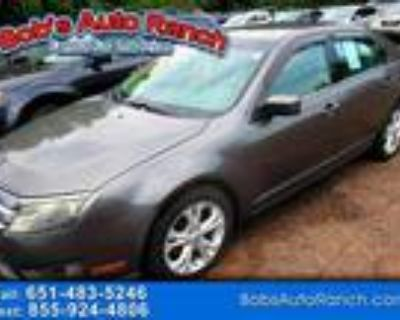 2012 Ford Fusion Gray, 226K miles