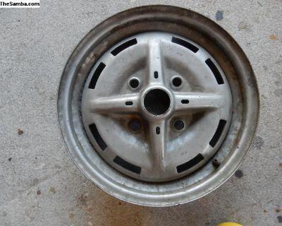 Single Wheel - Little Used Spare