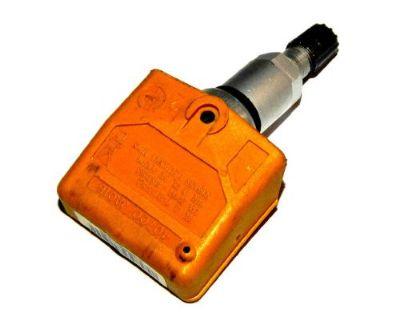 (1) Factory Oem Yellow Nissan Tpms Tire Pressure Sensor 40700-ja01b W/ Hardware