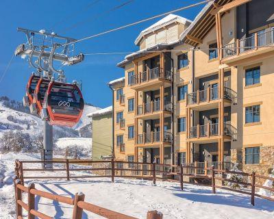 CHRISTMAS SKIING !! 1 bedroom Luxury Condo Wyndham Park City - Ski In-Ski Out - Park City