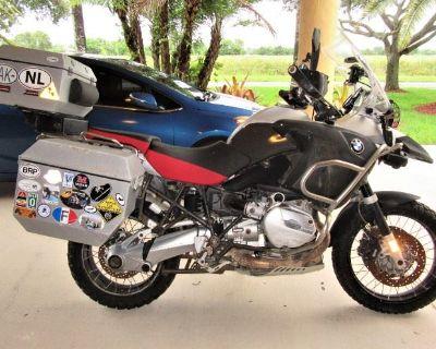 Artist & Adventurer, Motorcycle, Gear, Art Supplies, Furn, Sat.Sun,