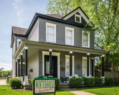 Quality, Downtown New Albany Multifamily