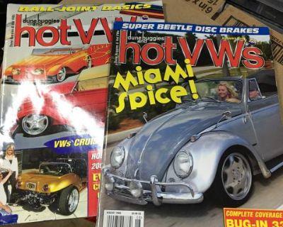 2008/2009 Hot VWs Magazines