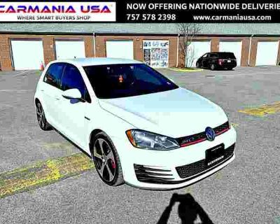 2015 Volkswagen Golf GTI for sale