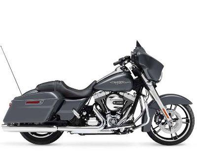 2014 Harley-Davidson Street Glide Touring Loveland, CO