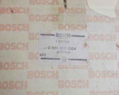 NOS Left Side Bosch Euro Headlight