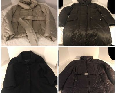 Winter/Fall Coats ($25 each)