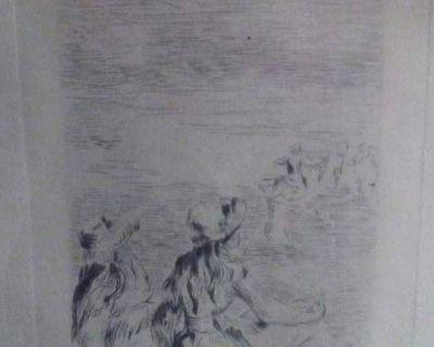 1920s eclectic plus a genuine Renoir