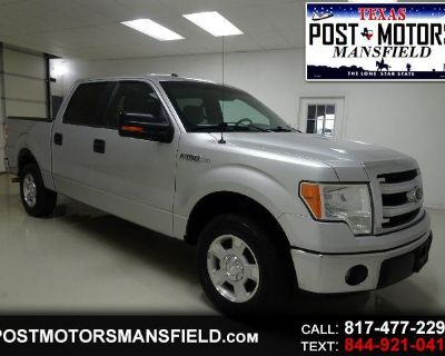 Used 2013 Ford F-150 XLT SuperCrew 5.5-ft. Bed 2WD