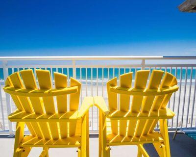 Oceanfront 3BR - FREE Water Park, Aquarium & More! NO DOGS MEMORIAL THRU LABOR DAY! (SSII301) - Surfside Beach