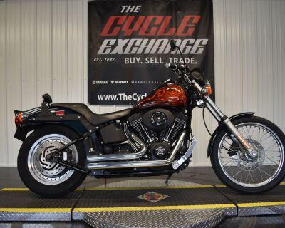 2001 Harley-Davidson FXSTB - Night Train