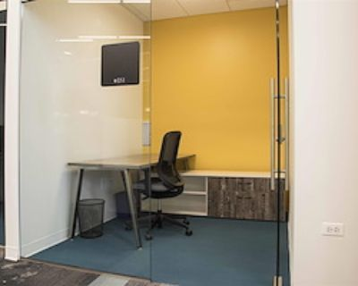 Private Office for 1 at 25N Coworking - Arlington Heights