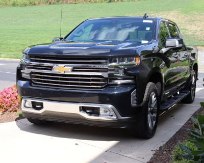 Pre-Owned 2019 Chevrolet Silverado 1500 High Country 4WD Pickup