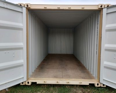 20' STORAGE CONTAINERS FOR RENT